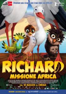 Richard: missione Africa. locandina