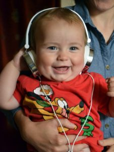 canzoni e ritmo pee i bambini