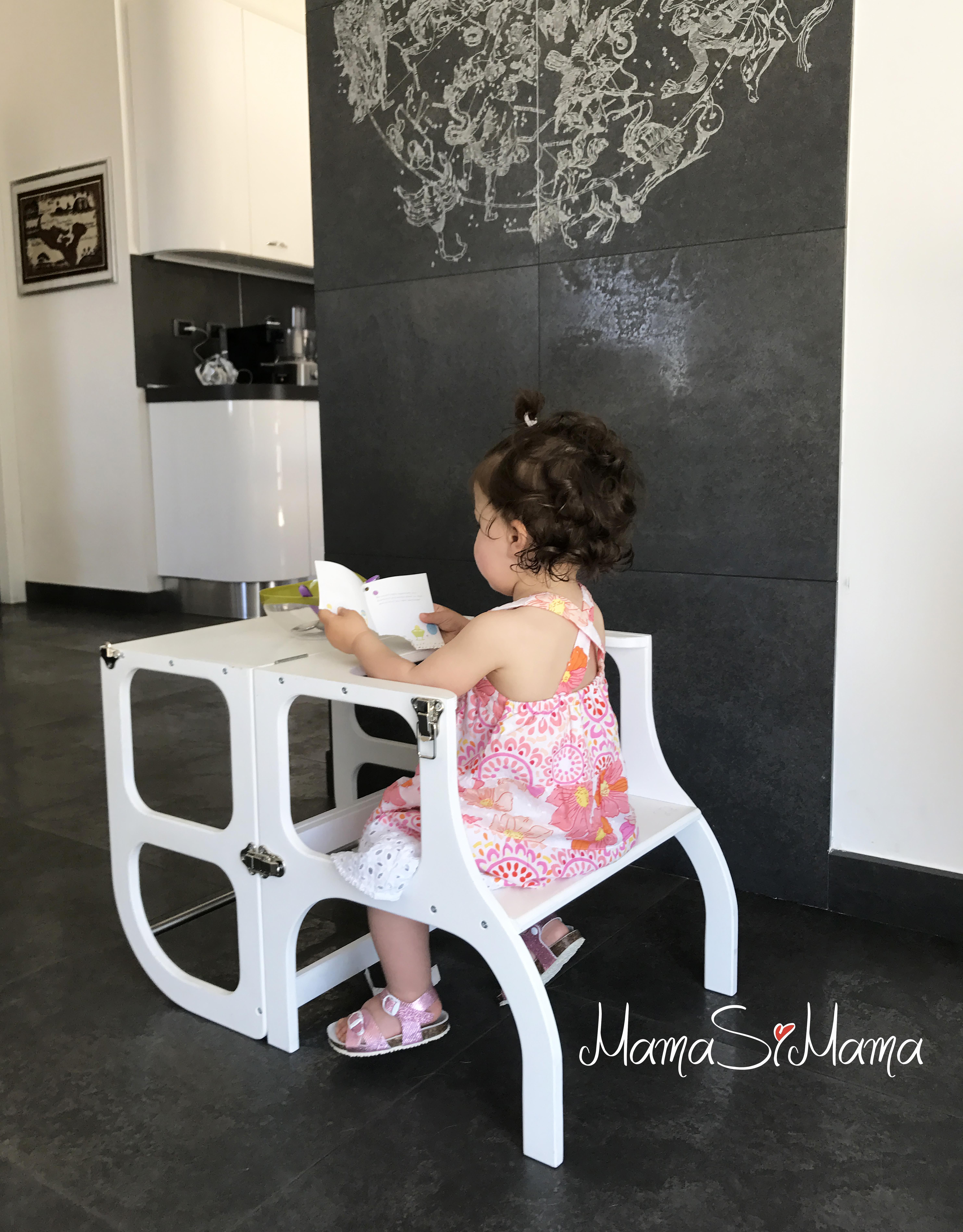 Learning Tower Il Mondo Visto Da Un Altra Prospettiva Mamasimama