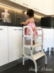 learning tower in cucina