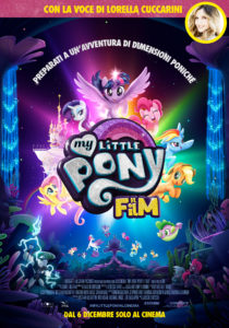 My Little Pony - Il Film Locandina