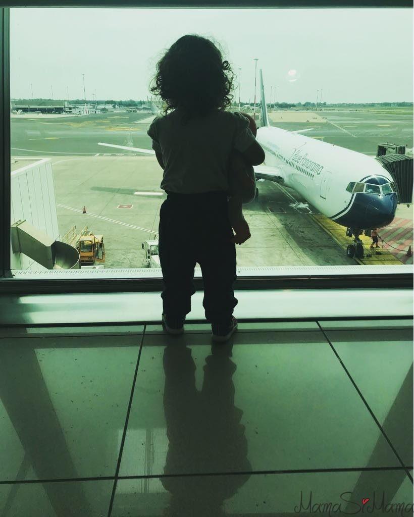 Si, viaggiare (con i bimbi)!
