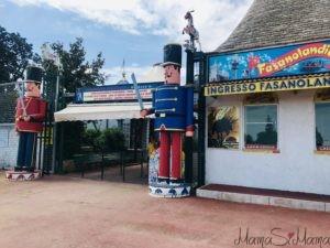 Zoosafari ingresso Fasanolandia