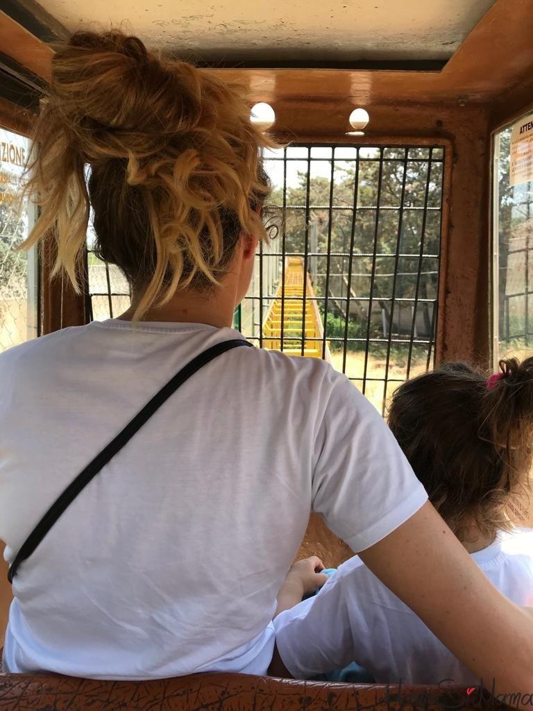 zoosafari trenino Criss&Asia
