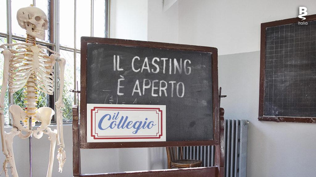 casting il collegio